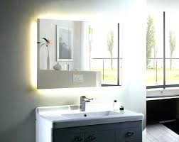 Illuminated cabinets modern bathroom mirrors Demister Lighted Mirrors For Bathroom Astonishing Led Lighted Mirrors For Bathrooms Vanity Wall Mirrors With Lights Light Lighted Mirrors For Bathroom Sjcgscinfo Lighted Mirrors For Bathroom Fabulous Modern Bathroom Mirror Ideas
