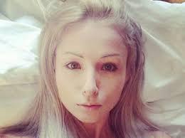 human barbie without makeup