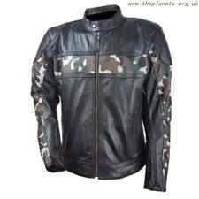premium cowhide camo leather jacket inexpensive e306