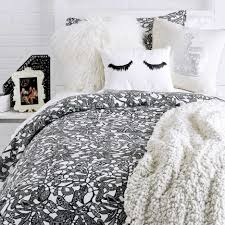gray and white comforter twin xl cute sheets for college dorm duvet cute twin xl bedding cute comforter sets for college
