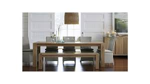 crate and barrel dining table stunning crate and barrel dining room table s