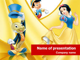 Cartoon Powerpoint Presentation Disney Cartoon Powerpoint Template Backgrounds 01443