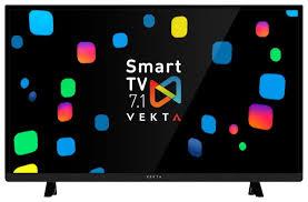 """<b>Телевизор VEKTA LD</b>-<b>32SR4715BS</b> 31.5"""" (2018) — купить по ..."""