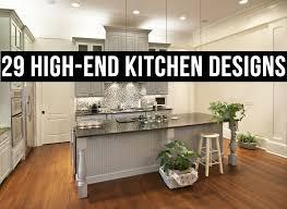 29 High End Kitchen Designs U0026 Layouts   YouTube