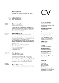 Fashionable Inspiration Computer Skills Resume Example 4 4 List