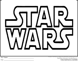 Small Picture Enjoyable Star Wars Coloring Pages Star Wars Coloring Pages Image
