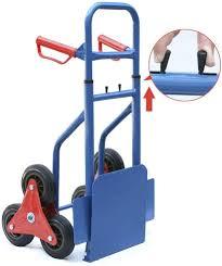 Doch auch hier gibt es viele modelle in den unterschiedlichsten. Varan Motors Ht1826 Treppensackkarre Sackkarre 200kg Transportkarre Treppensteiger Stapelkarre Amazon De Baumarkt