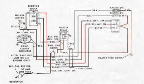1968 firebird air conditioner wiring