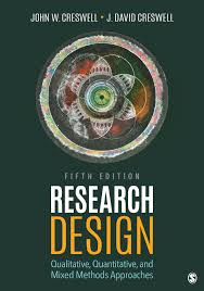 Creswell Research Design Research Design 5th Ed