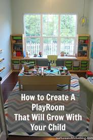 How to Create A Playroom