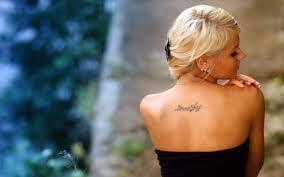 какие женские татуировки популярны