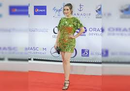 Rania Youssef Dress Designer Rania Youssef Queen Of Daring Check Out Stars Outfits