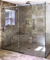 top hung shower sliders