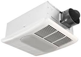 bathroom ceiling exhaust fans with light. Delta BreezRadiance RAD80L 80 CFM Exhaust Fan With Light And Heater Bathroom Ceiling Fans I