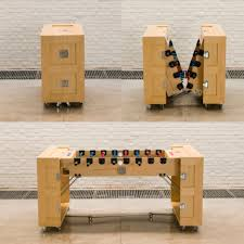 furniture hack. popular exhibition among our readers of beijing design week was naihan liu0027s crates a collection furniture hack