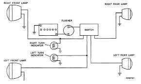 model t ford forum turn signal diagram parts how do you wire in hazard lights into this diagram i am not sure if hazards are actuated by completing the circuit in the switch to both the right and