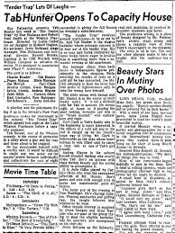 Fitchburg Sentinel, 8/13/63; Mom and Tab - Newspapers.com