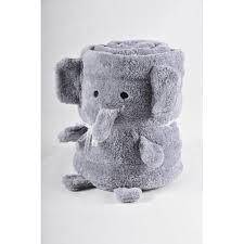 <b>Плед Soft Symbols</b> игрушка большой Слон CL000028894799 ...
