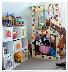 Zoo Storage For Stuffed Animals