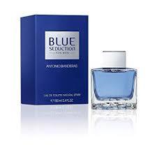 Blue Seduction by Antonio Banderas for Men. Eau De ... - Amazon.com
