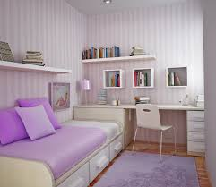 Small Bedroom Designs For Girls Girl Study Room Combine With Small Bedroom Design Plus Purple