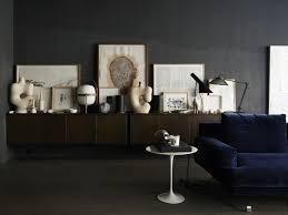 "Ulf G Bohlin, ""High IQ Aesthetics"". — Monochrome-Home-Hilary-Robertson -Hand-Living-Room-R..."