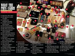 professional mac makeup kit what the pros carry makeup must haves in basic essential kit babble professional mac makeup kit