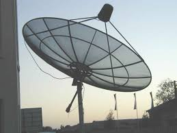 essay on the history of satellite television in