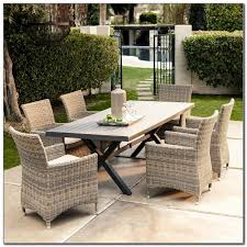 broyhill 7 piece outdoor dining set