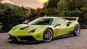Ferrari Misha Design Should This Misha Designs Ferrari 488 Be Sent To Heaven Or