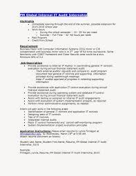 Uri Cba Internship/job Information: Fm Global - Internal It Audit ...