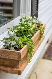 Diy Window Boxes Best 25 Farmhouse Deck Boxes Ideas On Pinterest Outdoor Porch