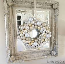 Small Picture 22 best Christmas Home Decor Gold Silver White images on