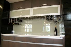 kitchen glass backsplash. DIY Glass Backsplash In Kitchen, Ultra Modern. Kitchen A