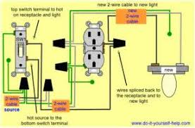 double wall light switch wiring diagram images lighting wall light wiring diagram how to wire an outlet from a