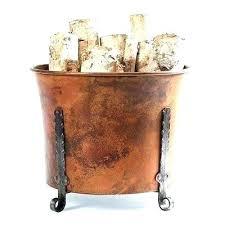 fireplace bucket fireplace bucket copper fireplace ash bucket copper fireplace bucket fireplace bucket for wood