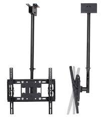 universal ceiling tv mount tv brackets