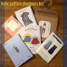 Indie Sewing Patterns Custom Indie Sewing Pattern Designers List Curate And Create