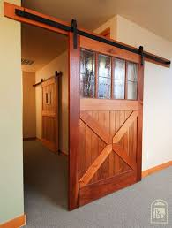 so the top doesn t have to be flush with the ceiling just use sliding door hardwareinterior