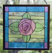 new how to make a faux stained glass window running with sisters kd62