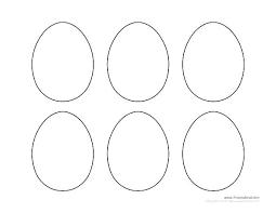 Easter Egg Printable Heart Egg Designs Free Printable Easter