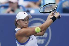 WTA-Turnier in Cincinnati: Ashleigh ...