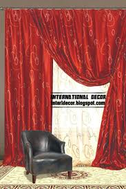 Red Curtains Living Room 17 Best Ideas About Red Curtains On Pinterest Red Accent Bedroom
