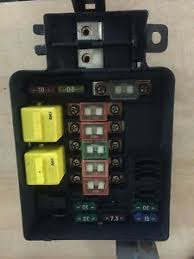 rover 400 45 mg zs ac fuse box base assembly yqe102030 image is loading rover 400 45 mg zs ac fuse box