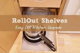 Pull Out Kitchen Shelves Diy Pull Out Shelves For Kitchen Cabinets Best Home Furniture Decoration