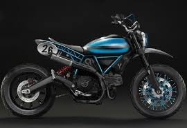 ducati scrambler set for custom jobs motorbike writer