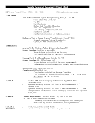 15 Excellent Mailroom Clerk Resume Samples Vinodomia