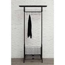 Industrial Style Coat Rack Impressive Tall Metal Coat Rack Industrial Style Storage City Home