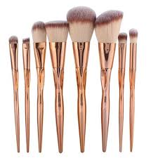 dels about new makeup brushes set cosmetic face foundation power eyeshadow blush uk mmj