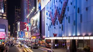 Hotel In Times Square New York W New York Times Square